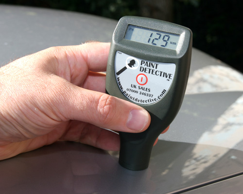 How To Use A Paint Depth Gauge